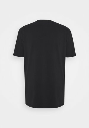 DESCENDING ARCH CREW TEE - Print T-shirt - black