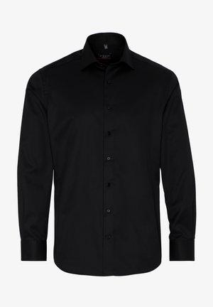 MODERN FIT - Formal shirt - schwarz