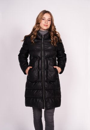 BE HEAVENLY - Winter coat - black