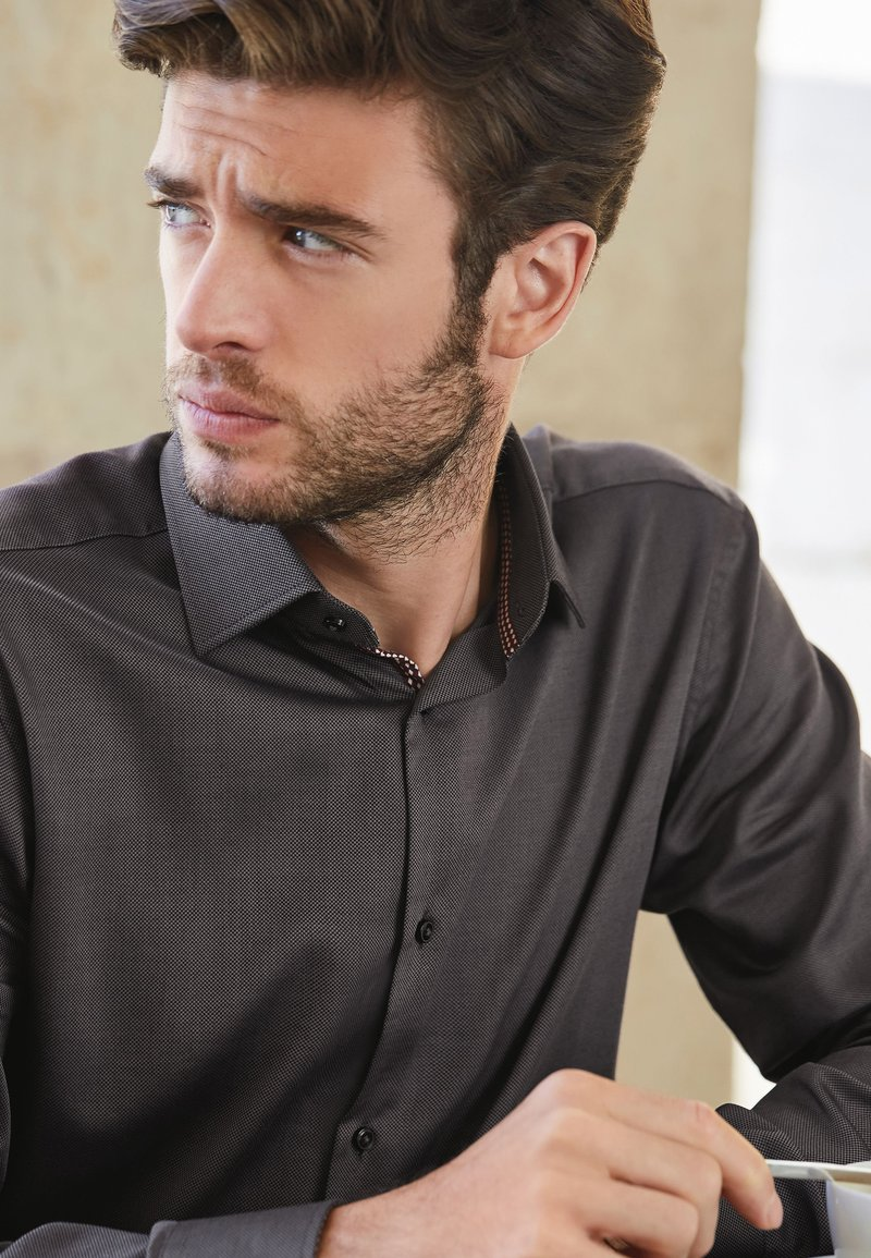 Next - SIGNATURE - Camicia elegante - grey