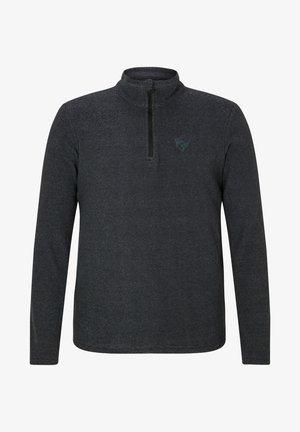 JAMIL - Fleece jumper - black