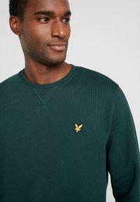 Lyle & Scott - Sweatshirt - green - 4
