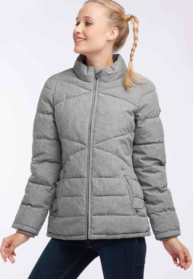 Chaqueta de invierno - mottled light grey