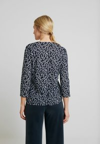 TOM TAILOR - Long sleeved top - navy blue - 2