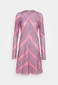 M Missoni - ABITO - Day dress - pink - 5