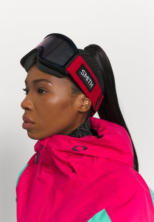 SQUAD MAG - Ski goggles - red