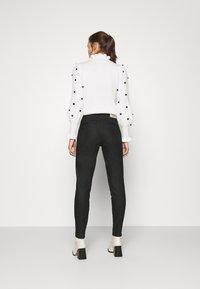 Mos Mosh - BLAKE GALLERY PANT - Kalhoty - black - 2
