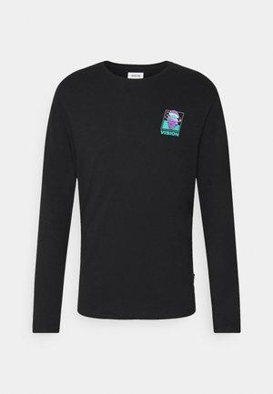 UNISEX - Pitkähihainen paita - black