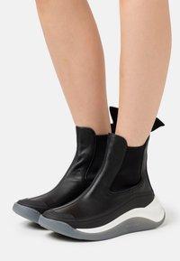 Sportmax - DAMA - Zapatillas altas - nero - 0