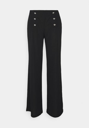 CORYDON STRAIGHT PANT - Bukse - black