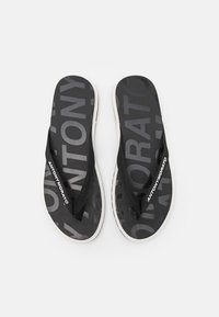 Antony Morato - RIO - T-bar sandals - black - 3