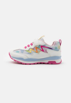 PAVEL GIRL - Sneakers basse - white/multicolor