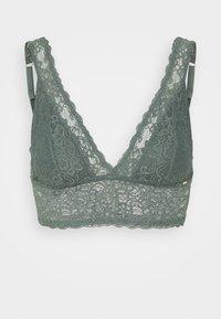 DORINA - LANA 2 PACK  - Triangle bra - green/ivory - 1