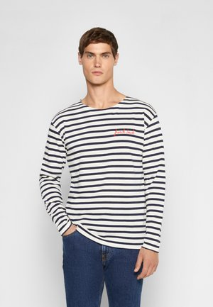 SAILOR  COLOMBIER FRENCH TOUCH  - Longsleeve - ivory navy