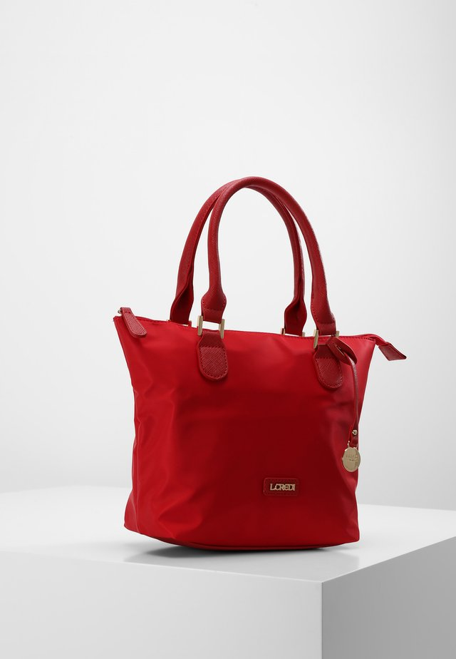 HENKELTASCHE CONNY - Shopping bag - chili