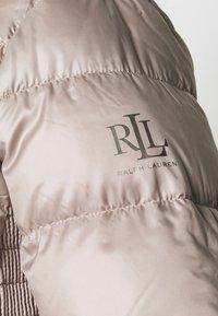 Lauren Ralph Lauren Woman - MOTO FILL JACKET - Piumino - luxe chino - 6