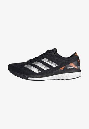 ADIZERO BOSTON 9 M - Stabilty running shoes - cblack/silvmt/sigorg