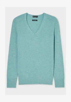 Sweter - mint green