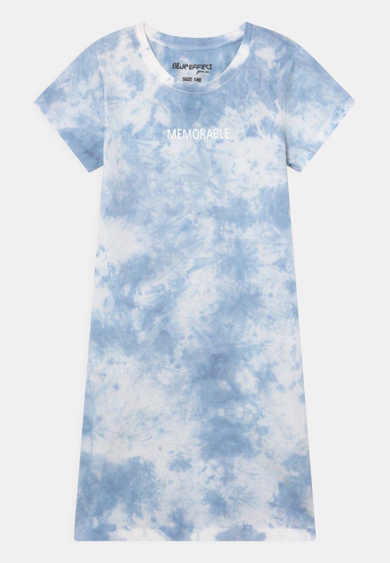 Blue Effect - GIRLS MEMORABLE - Žerzejové šaty - blue