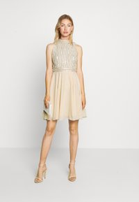 Lace & Beads - ABELLE SKATER - Cocktail dress / Party dress - cream - 1