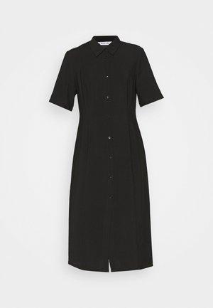 LAILA DRESS - Sukienka koszulowa - schwarz