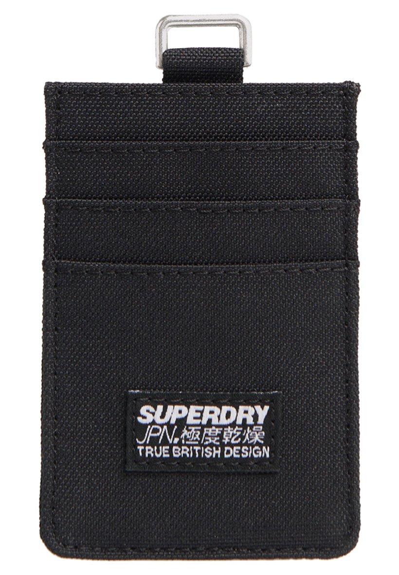 Men SUPERDRY FABRIC CARD WALLET - Business card holder