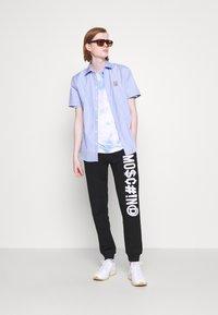 MOSCHINO - BLOUSE - Shirt - light blue - 5