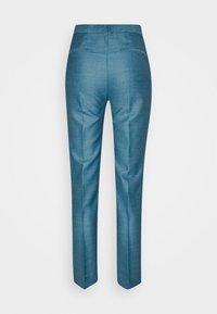 Victoria Victoria Beckham - CIGARETTE TROUSER - Kalhoty - storm blue - 10