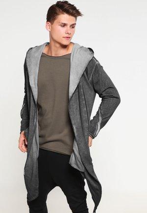 Zip-up sweatshirt - darkgrey