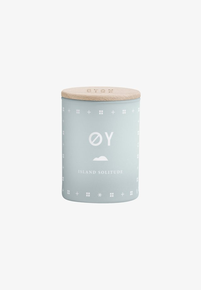 SCENTED MINI CANDLE 55G - Geurkaars - oy powder blue