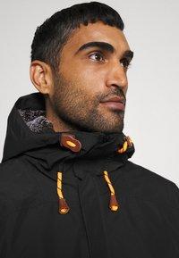 Icepeak - CARNAC - Ski jacket - black - 3