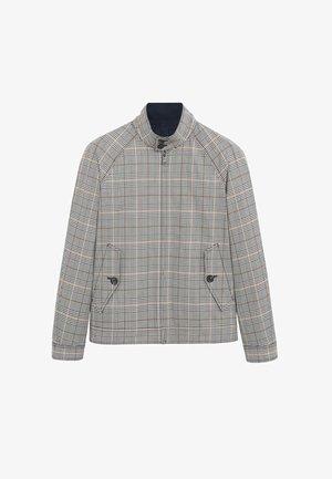 CARLESC-I - Light jacket - hellgrau meliert
