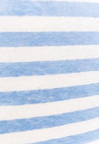Marc O'Polo - SHORT SLEEVE ROUND NECK SLIM FIT STRIPED - T-shirts med print - mutli/washed cornflower - 2