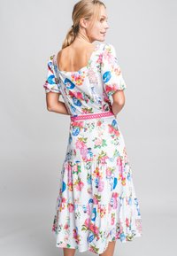 Rosalita Mc Gee - A-line skirt - white - 3