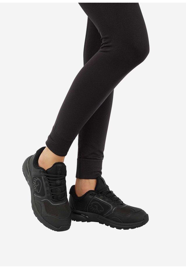WOOL CROSS - Sneakers laag - black