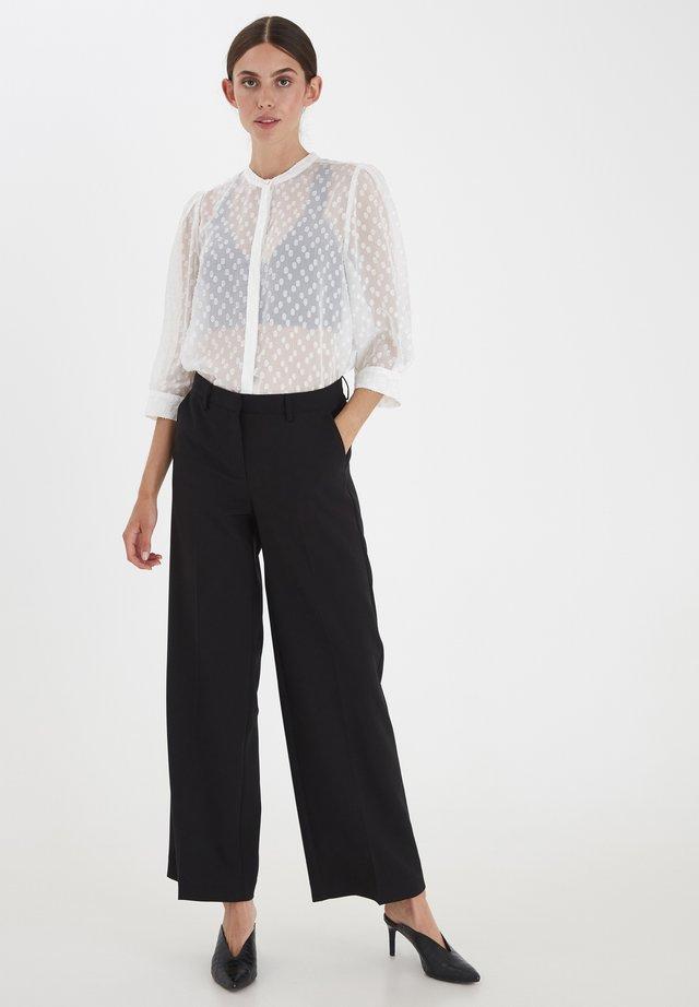 IXLIA MS - Långärmad tröja - bright white