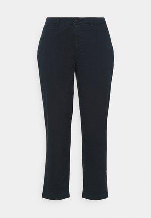 GABBY PANT - Straight leg jeans - navy