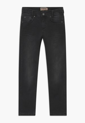 BOYS - Straight leg jeans - black