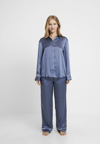 ASCENO - Nightie - blue - 1
