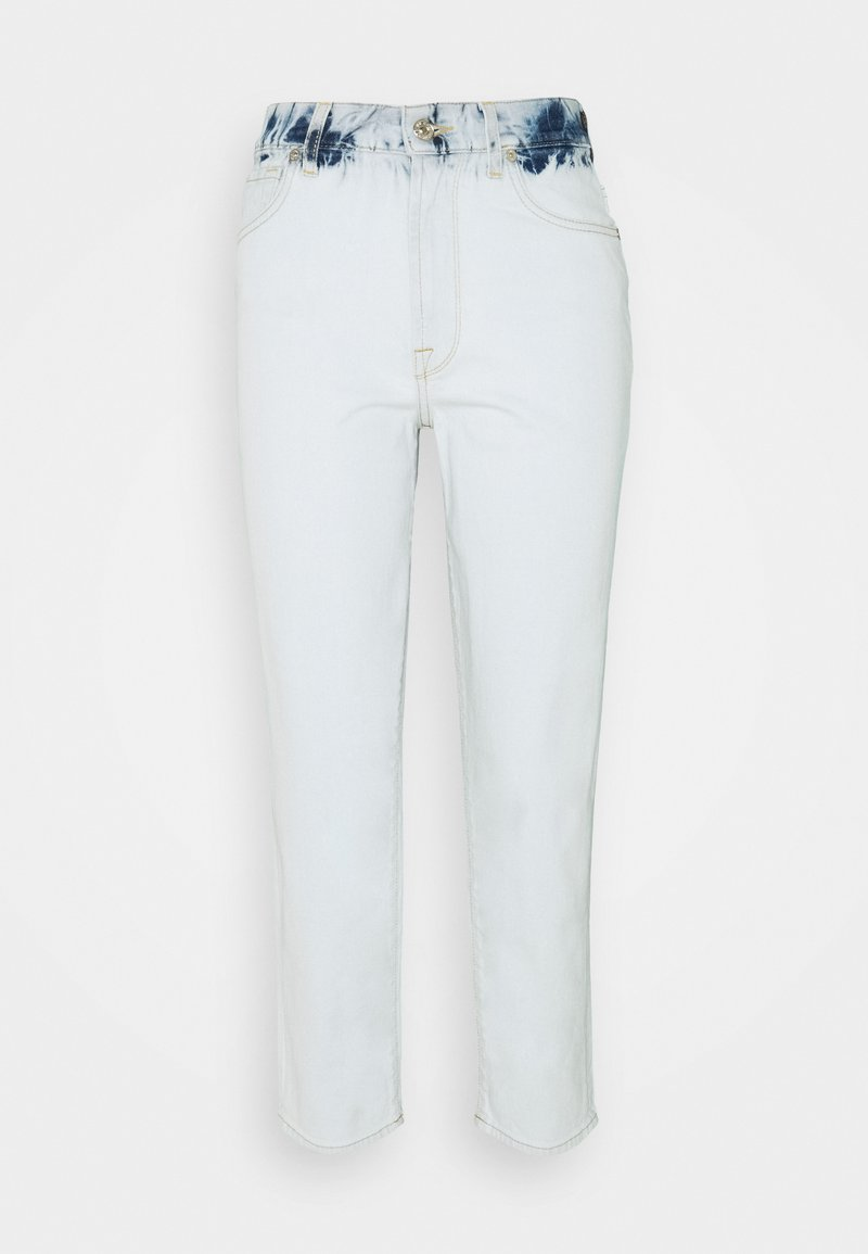 7 for all mankind - MALIA HIGH TIDE - Straight leg jeans - multicolour