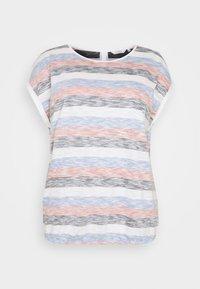 MY TRUE ME TOM TAILOR - INSIDE STRIPE - Print T-shirt - blue/multicolor - 3