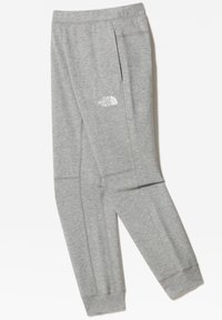 The North Face - B SLACKER CUFFED PANT - Pantalon de survêtement - tnf light grey heather - 2