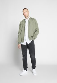 Only & Sons - ONSSANE SOLID POPLIN - Shirt - white - 1