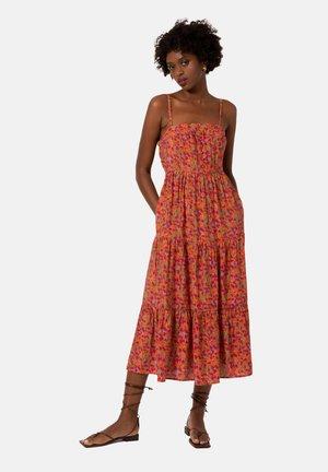 ANAISSE - Day dress - orange