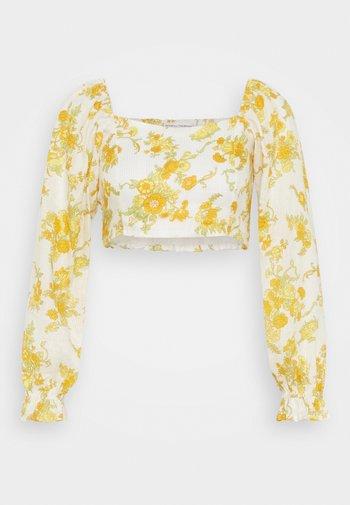 CARMODY - Bluser - yellow