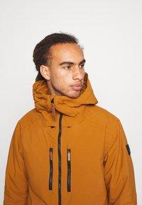 O'Neill - TEXTURE JACKET - Snowboard jacket - glazed ginger - 3