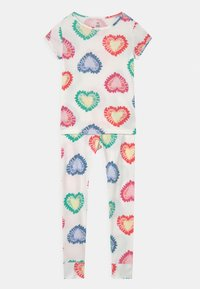 GAP - GIRL HEARTS  - Pyjama set - new off white - 0
