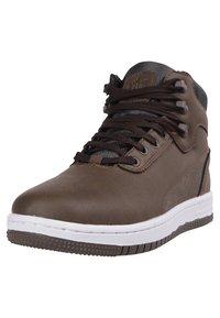 K1X - Sneakers hoog - brown - 2