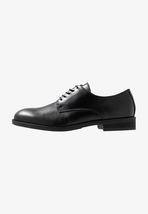 SLHLOUIS DERBY SHOE - Business sko - black