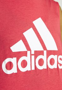 adidas Performance - MUST HAVES SPORT REGULAR FIT TANK TOP - Camiseta de deporte - pink/white - 4
